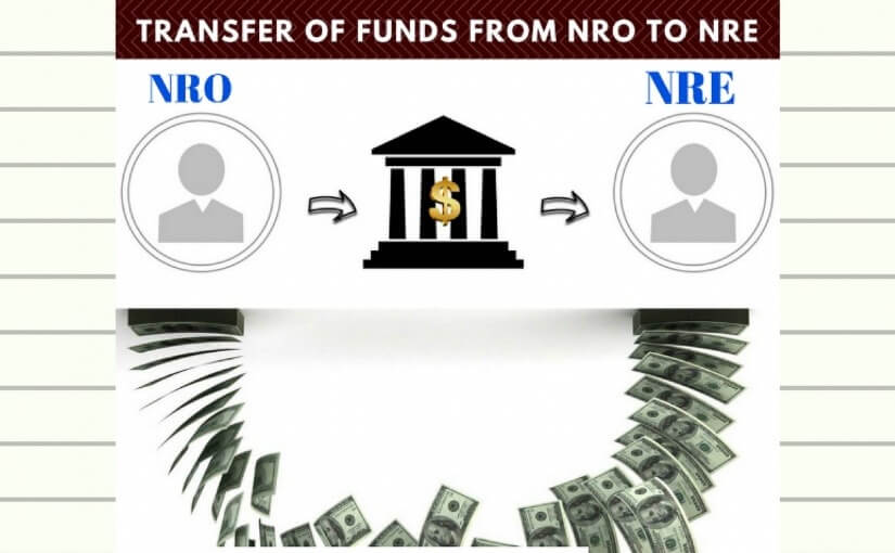 fund transfer from nro to nre