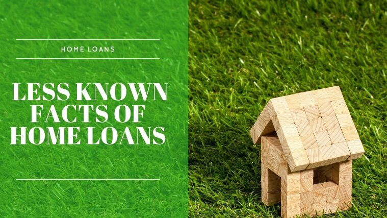 facts for home loans