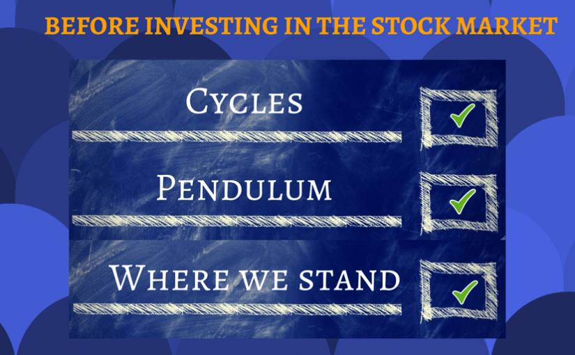 before investing in stock market
