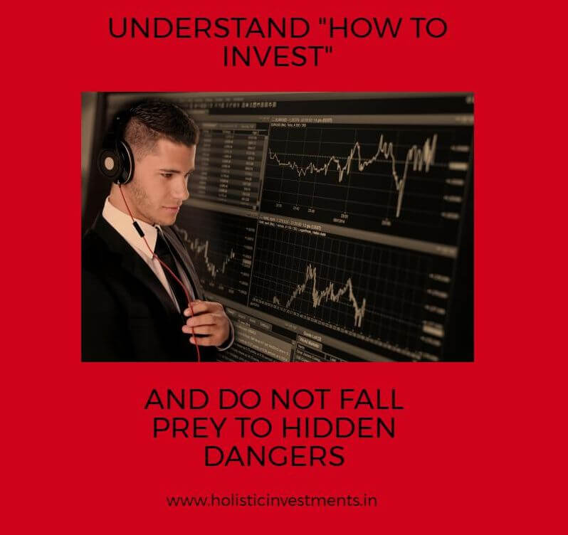How to learn investing by understanding how not to invest