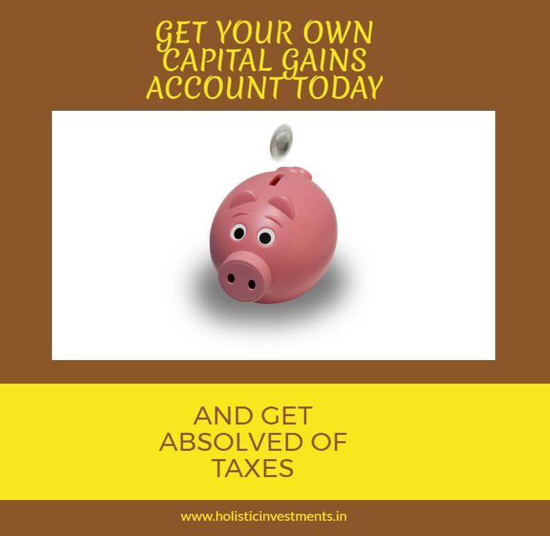 What is capital gain account scheme