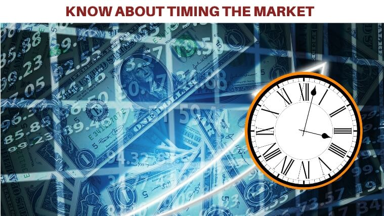 to know about timing the market