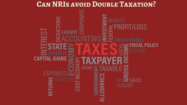 can nris avoid double taxation