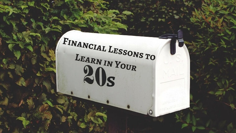 financial lesson to learn in 20s