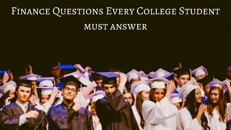 financial question every college student must answer