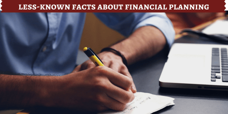 known facts of financial planning