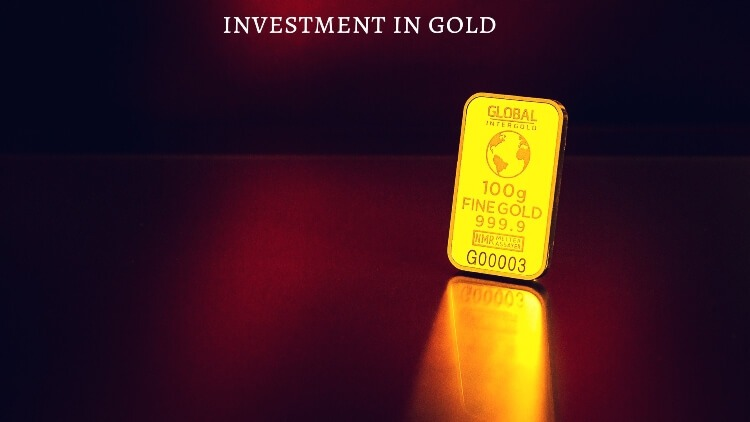 investment in gold