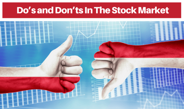 dont in stock market