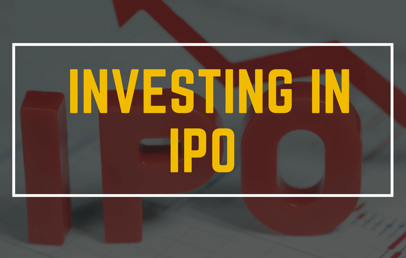 Investment in ipo