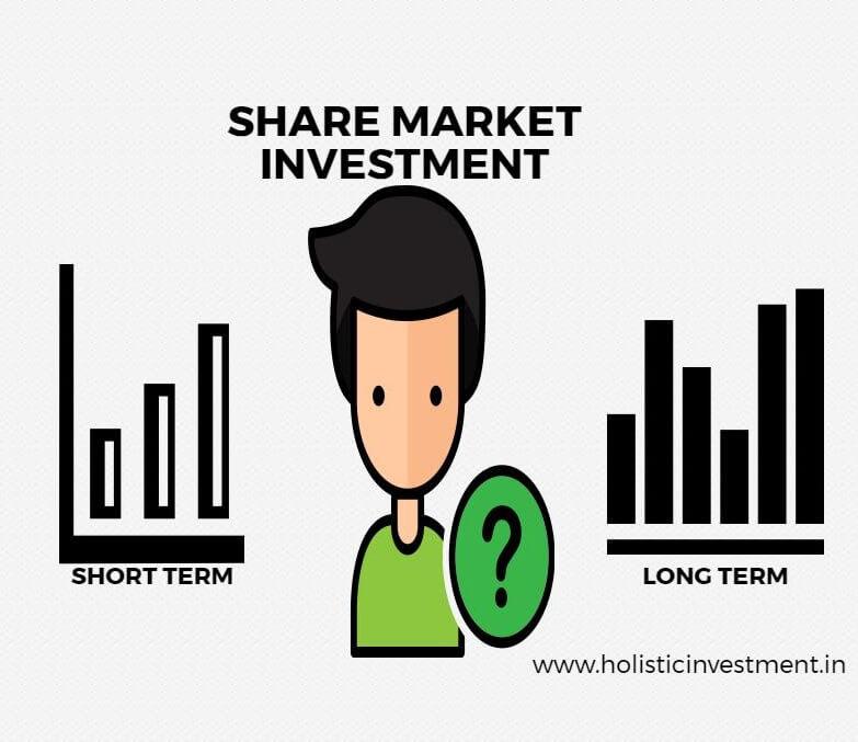 Share market long term or short term