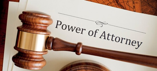 Holistic Investment - Power of Attorney