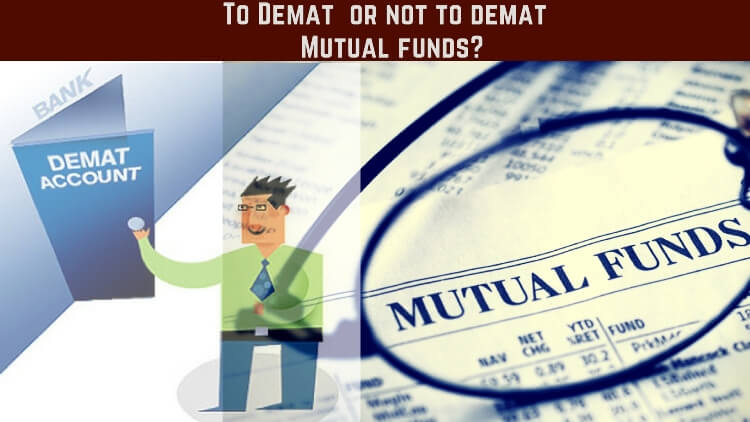 Demat or not to demat