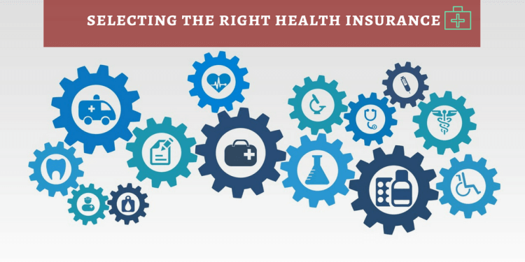 selecting the right health insurance