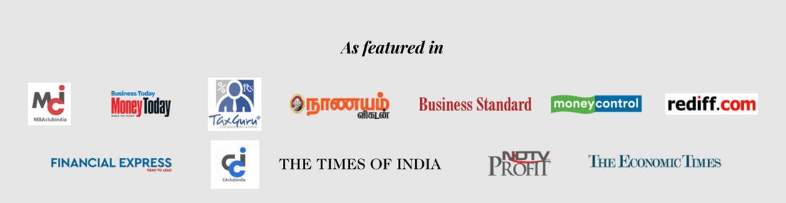 As featured in Leading Media