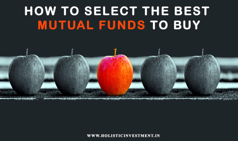 Select the best mutual fund to buy
