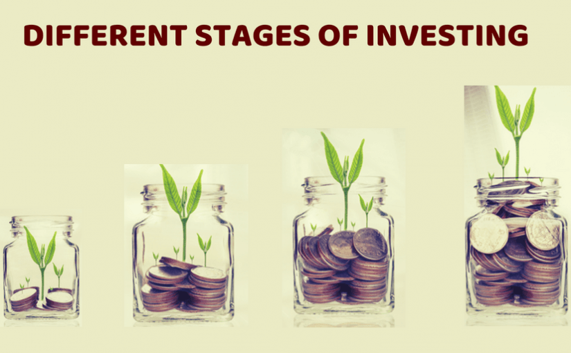 different stages of investment