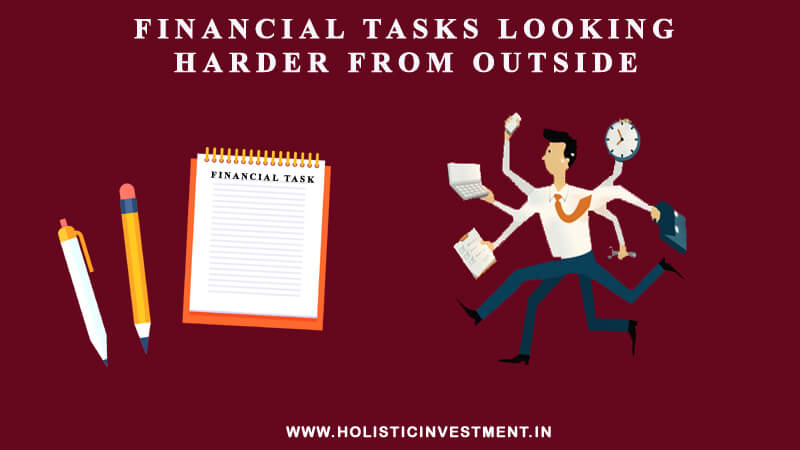 financial task looking harder from outside