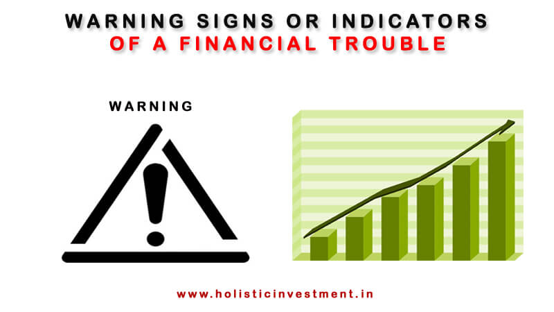 warning signs and indicators