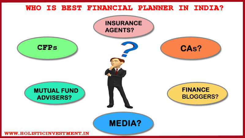 who is best financial planner in india