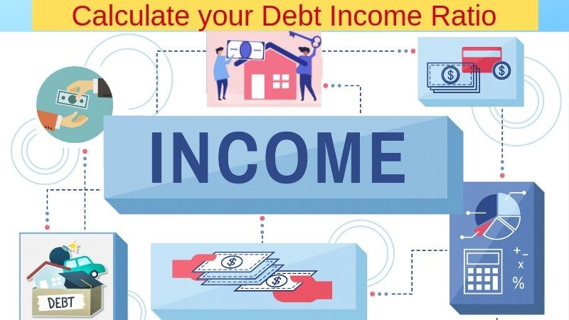 Calculate Your Debt Income Ratio
