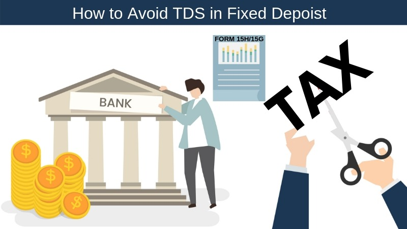 How to avoid TDS in Fixed Deposit