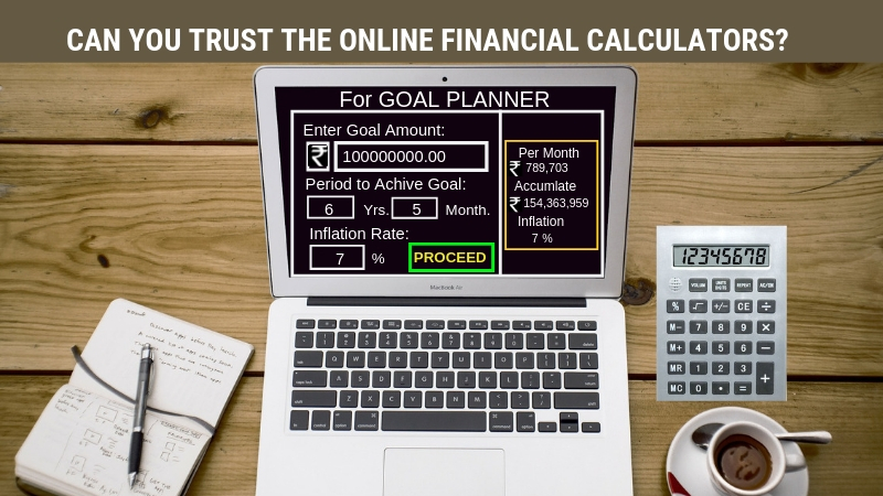 Online Finanical Calculator