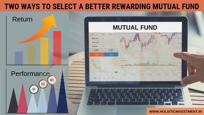 Two Ways to Select a Better Rewarding Mutual Fund
