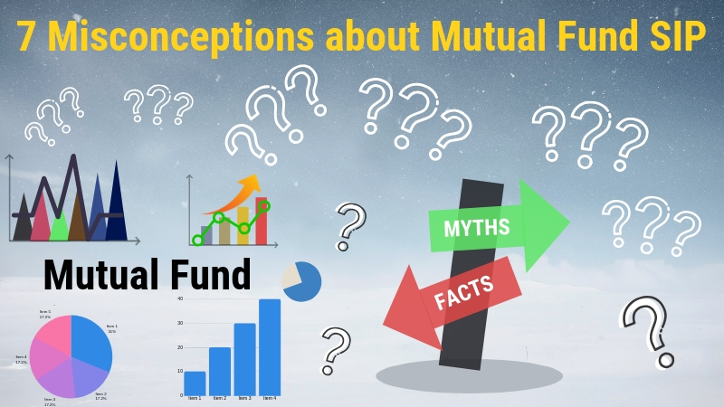 7 Misconceptions about Mutual Fund SIP