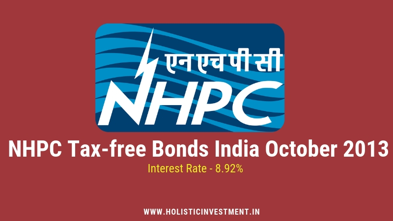 NHPC Tax free bonds