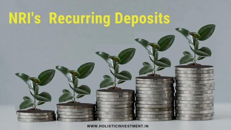 NRI Recurring Deposits