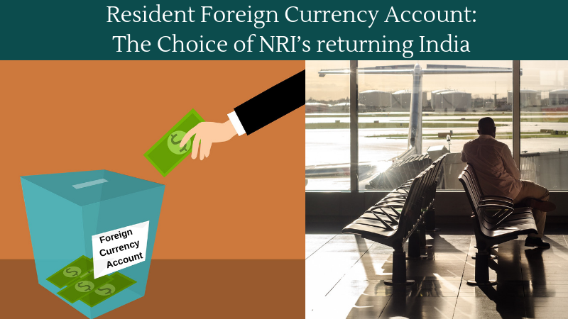 Resident Foreign Currency account