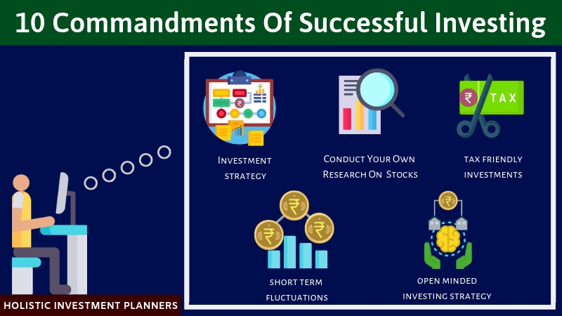 10 Rules Of Successful Investing