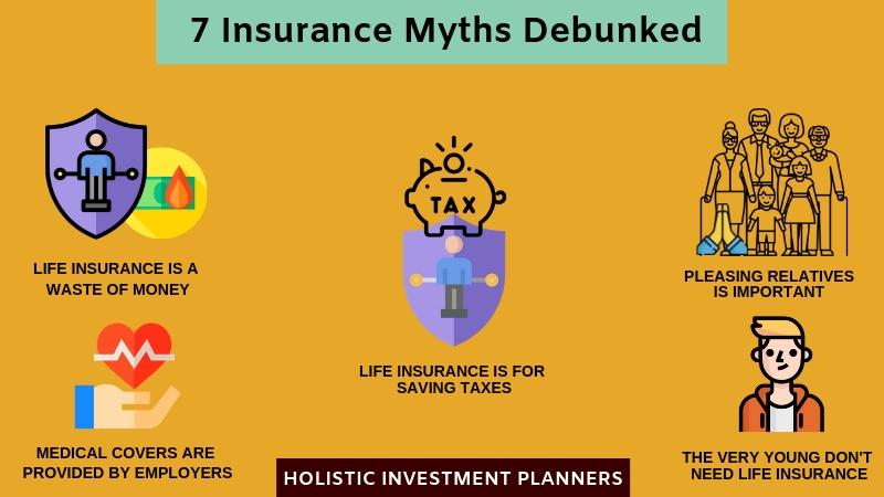 7 Insurance Myths Debunked
