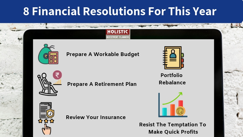 8 Financial Resolutions For This Year