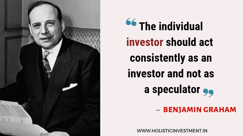 Benjamin Graham,Quotes