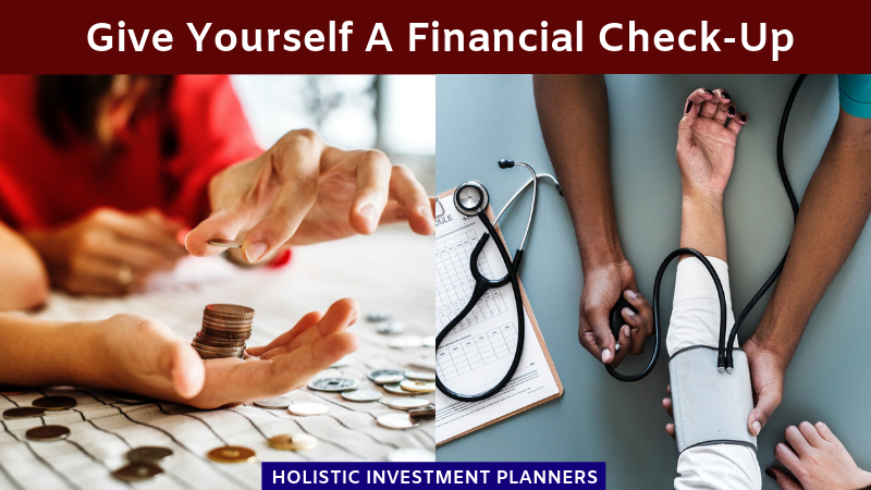Give Yourself A Financial Checkup