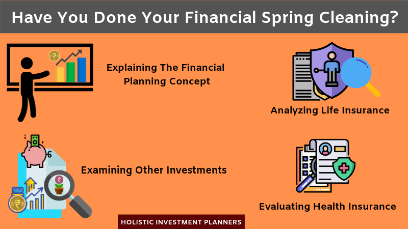 Have You Done Your Financial Spring Cleaning