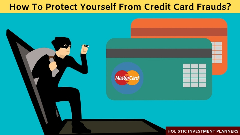 How To Protect Yourself From Credit Card Frauds