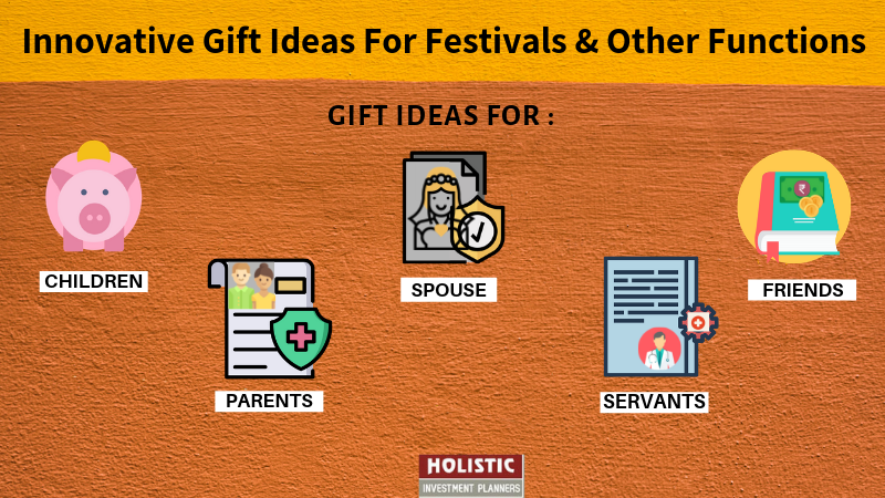 Innovative Gift Ideas For Festivals And Other Functions