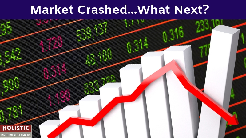 Market Crashed