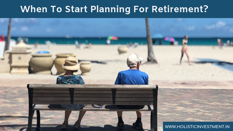 When to start planning for retirement