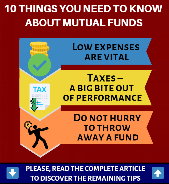 10 things you need to know about Mutual Funds