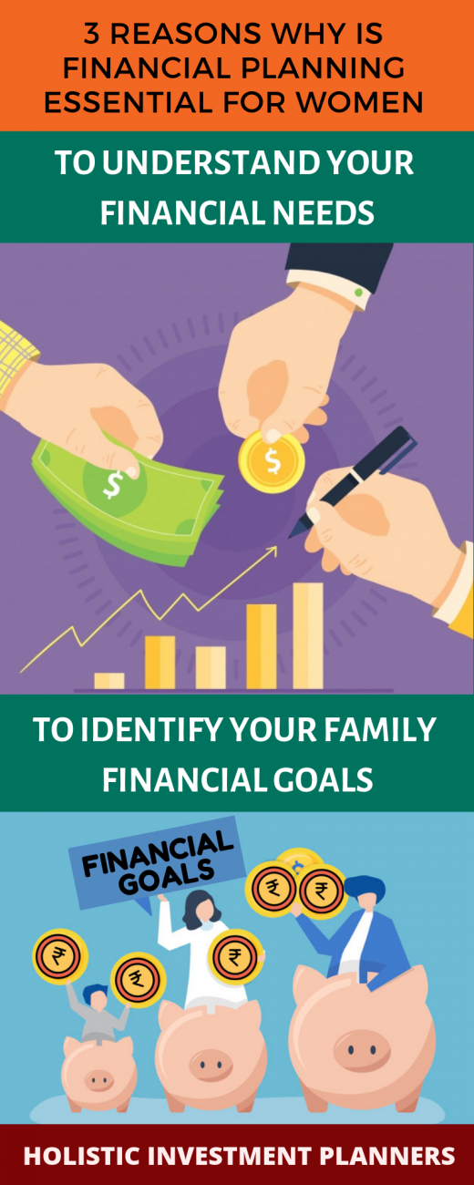3 Reasons why is Personal Financial Planning essential for women