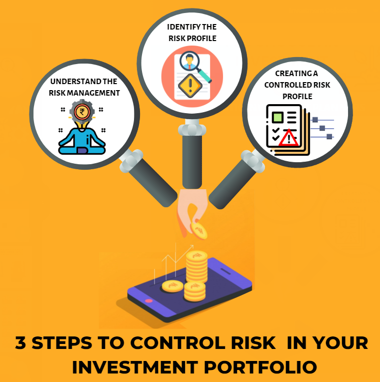 3 Steps to Control Risk in Your Investment Portfolio
