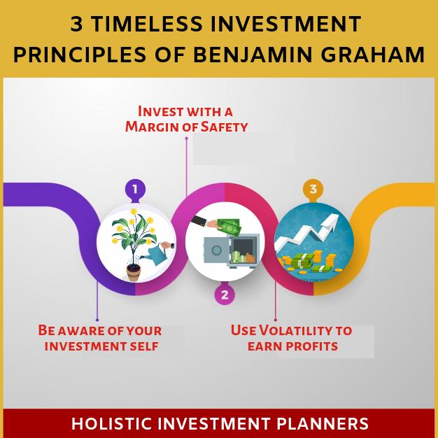 3 Timeless Investment Principles of Benjamin Graham