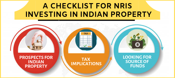 A Checklist for NRIs Investing in Indian Property