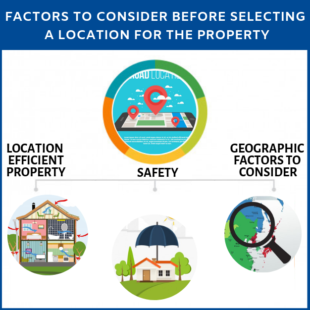 Factors to Consider Before Selecting a Location for the Property 1