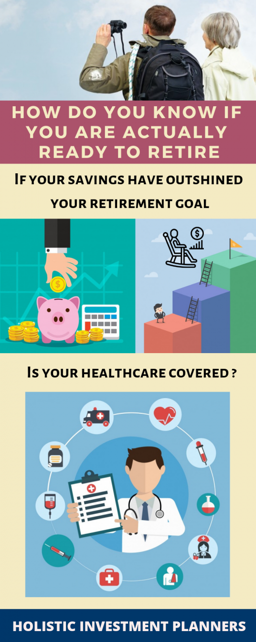 How do you know if you are actually ready to retire