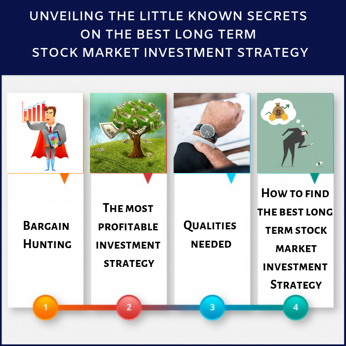 The Best Long Term Investment Strategy