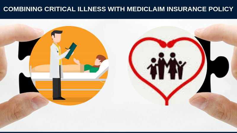Why you need to take Critical Illness Insurance policy when you already have Mediclaim Policy? 1